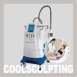Coolsculpting冷凍溶脂